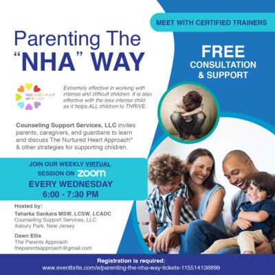 Parenting The NHA Way