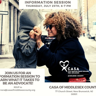 Information Session: Learn What It Takes to Be an Advocate!