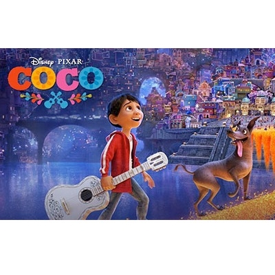 FREE Summer Movie:  COCO