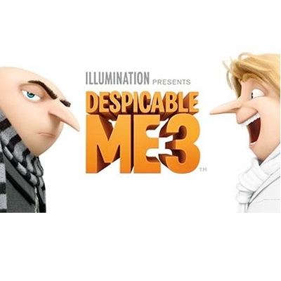 FREE Summer Movie:  DESPICABLE ME 3