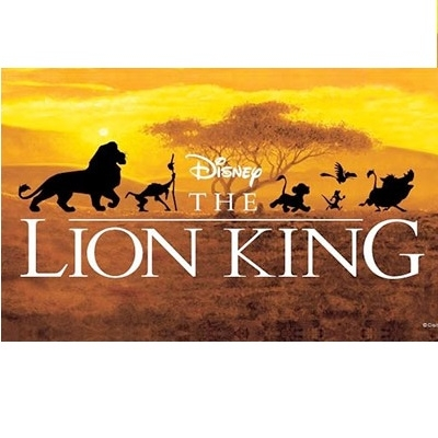 FREE Summer Movie:  The Lion King
