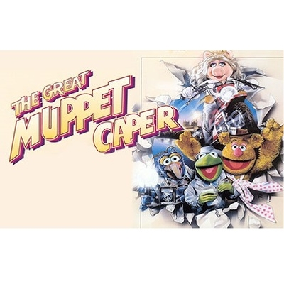 FREE Summer Movie:  The Great Muppet Caper