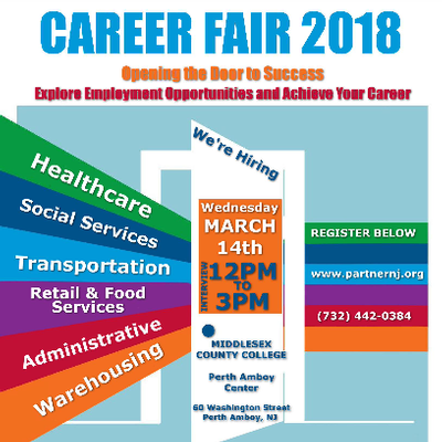 Career Fair 2018 - Opening the Door to Success!