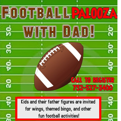 Football Palooza with Dad