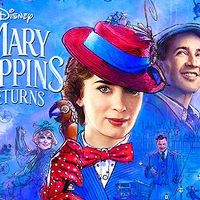 FREE Summer Movie: Mary Poppins Returns