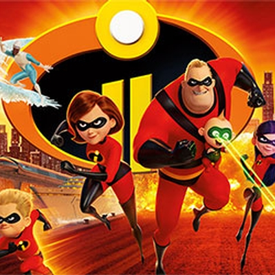FREE Summer Movie: Incredibles 2