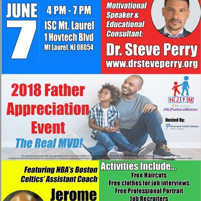Father Appreciation Event!